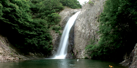 Jigso Waterfall